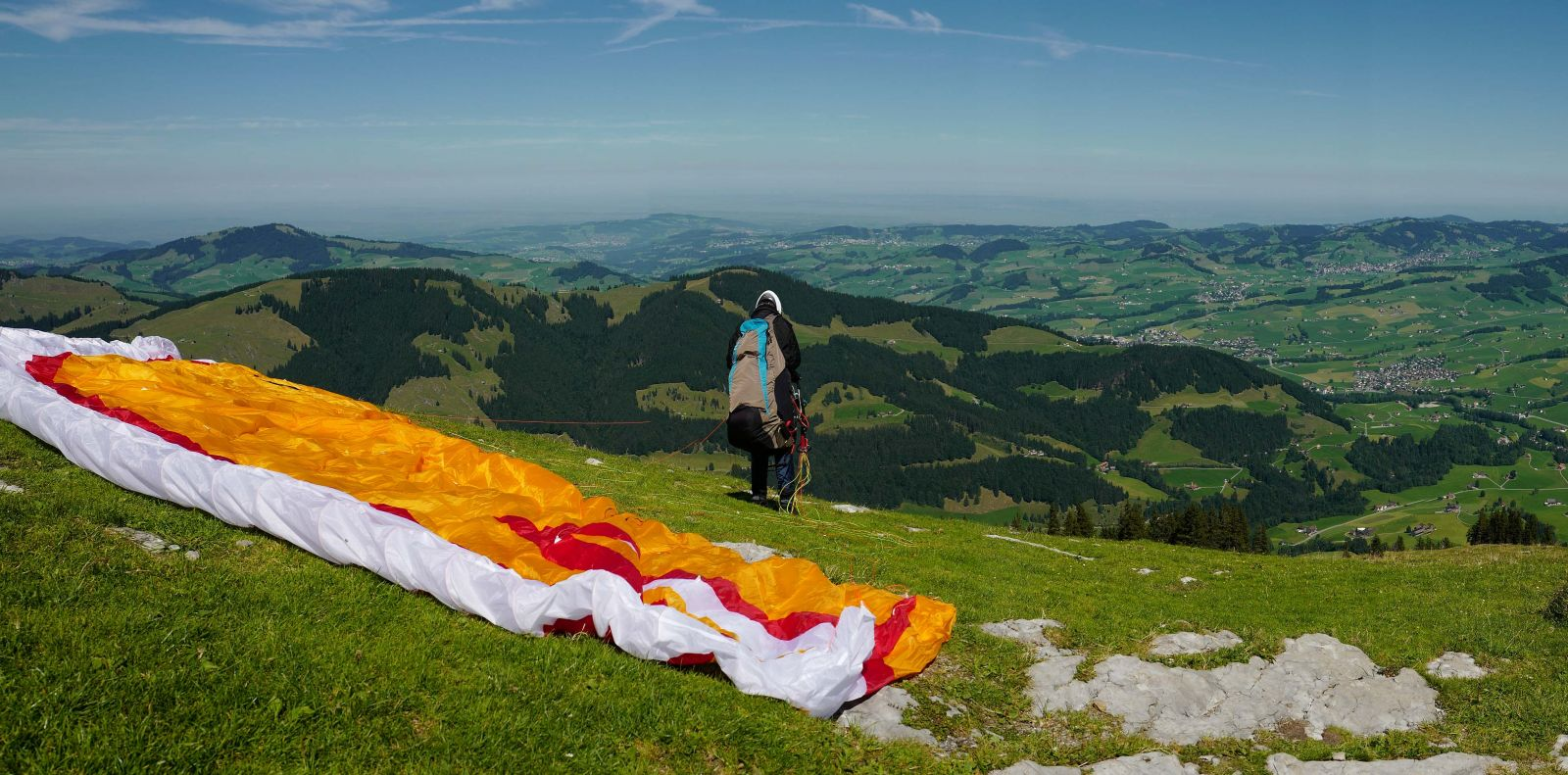 Appenzell panorama