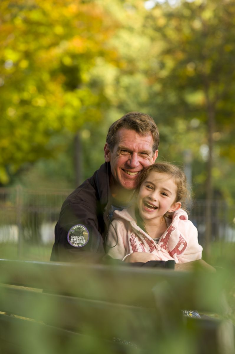 Ayla and Dad